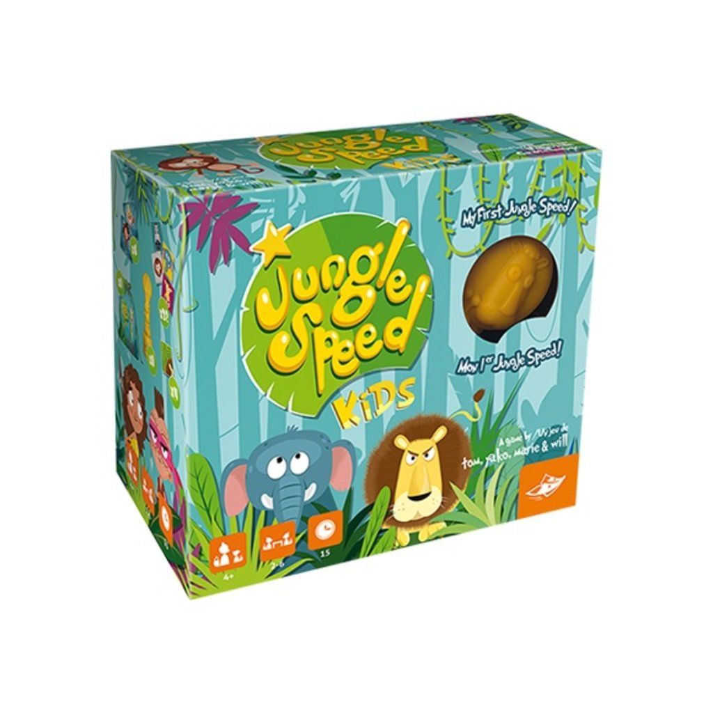 FoxMind Game Jungle Speed Kids