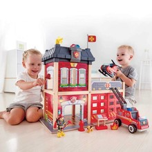 Hape Toys Hape Fire Station