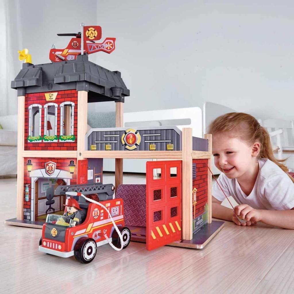 Hape Toys Fire Station