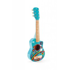 Hape Toys Early Melodies Flower Power Guitar