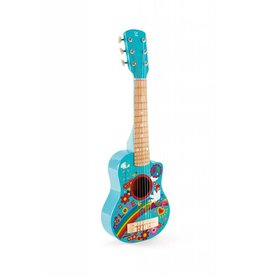 Hape Toys Hape Early Melodies Flower Power Guitar