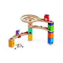 Quadrilla Marble Runs Quadrilla Marble Run Race to The Finish
