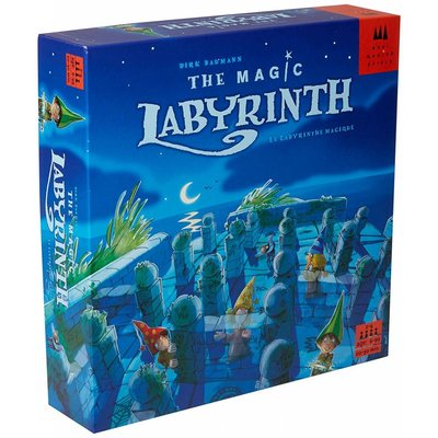 Magic Labyrinth Game