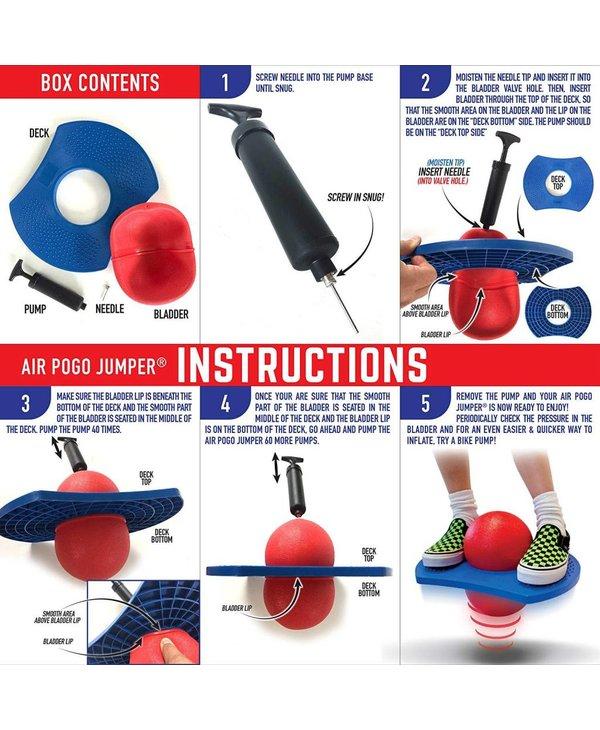 Air Pogo Jumper