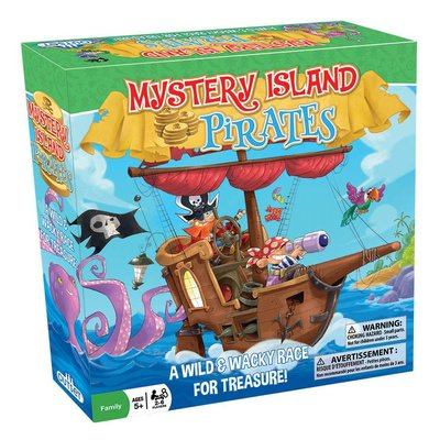 Mindware Outset Game Mystery Island Pirates