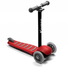 Plasmart Kimber Verve 3 Wheel Scooter Red