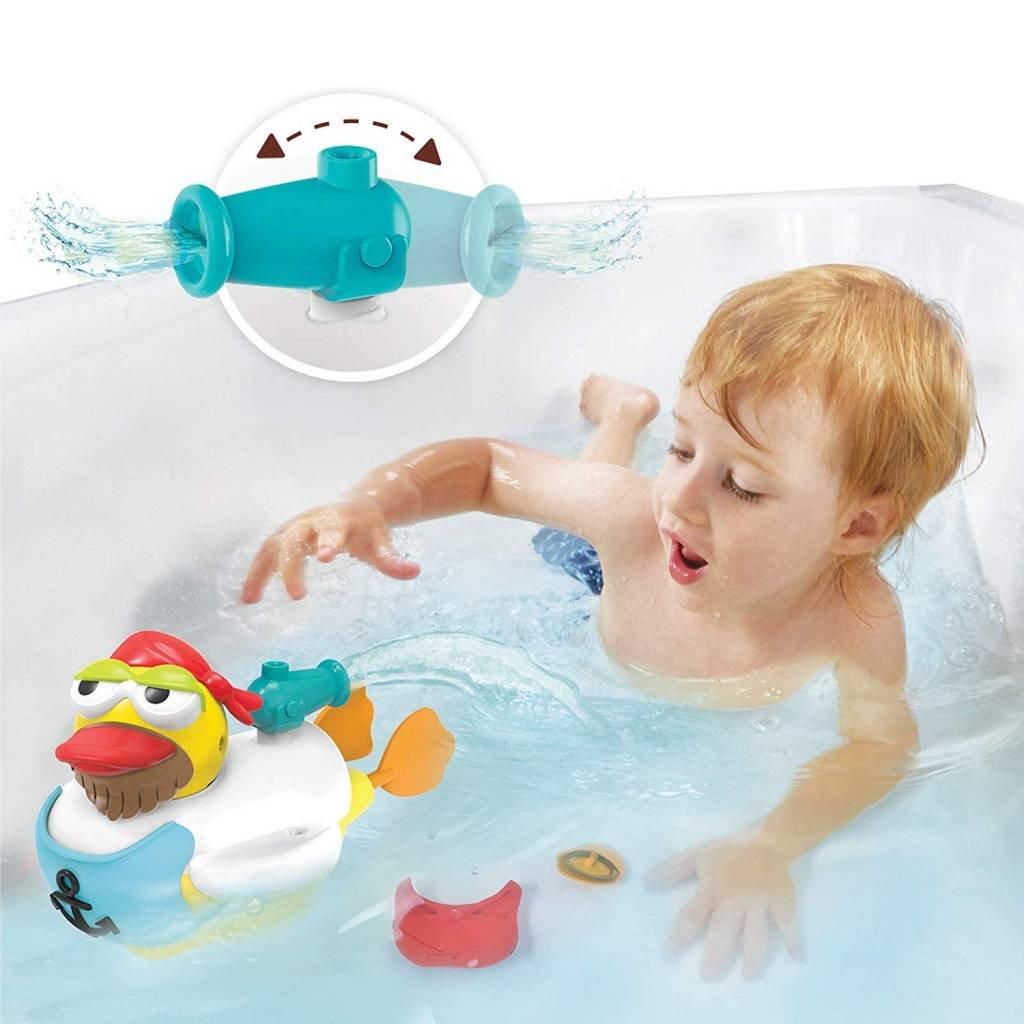Yookidoo Bath Jet Duck Pirate