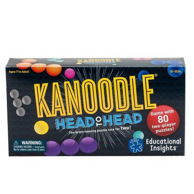 Kanoodle Game Head to Head