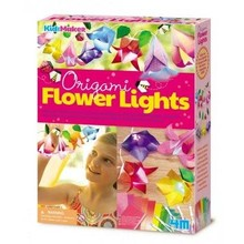 4M Craft Origami Flower Lights