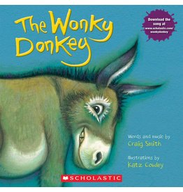 Scholastic Scholastic Book The Wonky Donkey