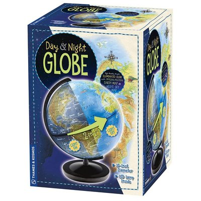 Thames & Kosmos Globe Day & Night