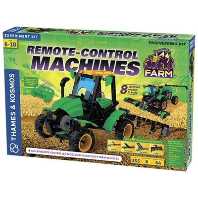 Thames & Kosmos R/C Machines Farm