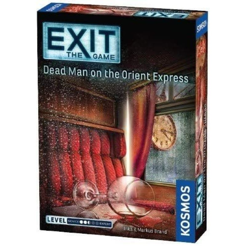 Exit Game: Dead Man On The Orient Express (Level 4)