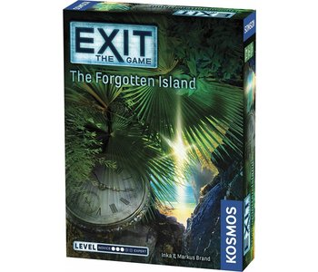 Exit Game: The Forgotten Island (Level 3)