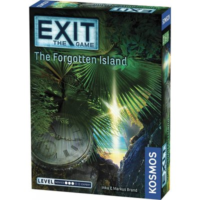 Exit Game: The Forgotten Island