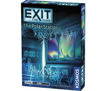 Exit Game: The Polar Station (Level 3)