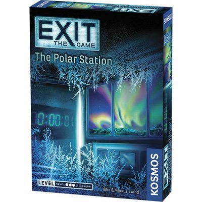 Exit Game: The Polar Station