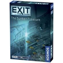 Exit Game: The Sunken Treasure