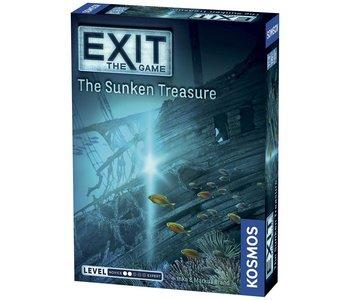 Exit Game: The Sunken Treasure (Level 2)