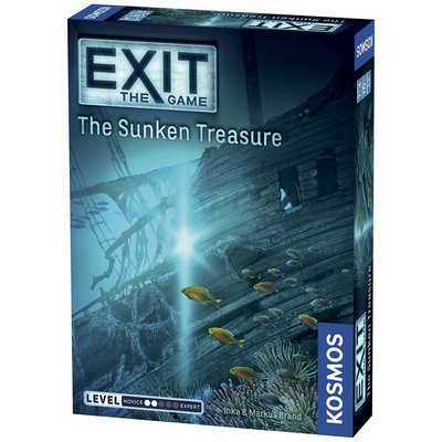 Exit Game: The Sunken Treasure