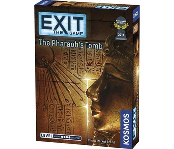 Exit Game: The Pharaoh's Tomb (Level 4)
