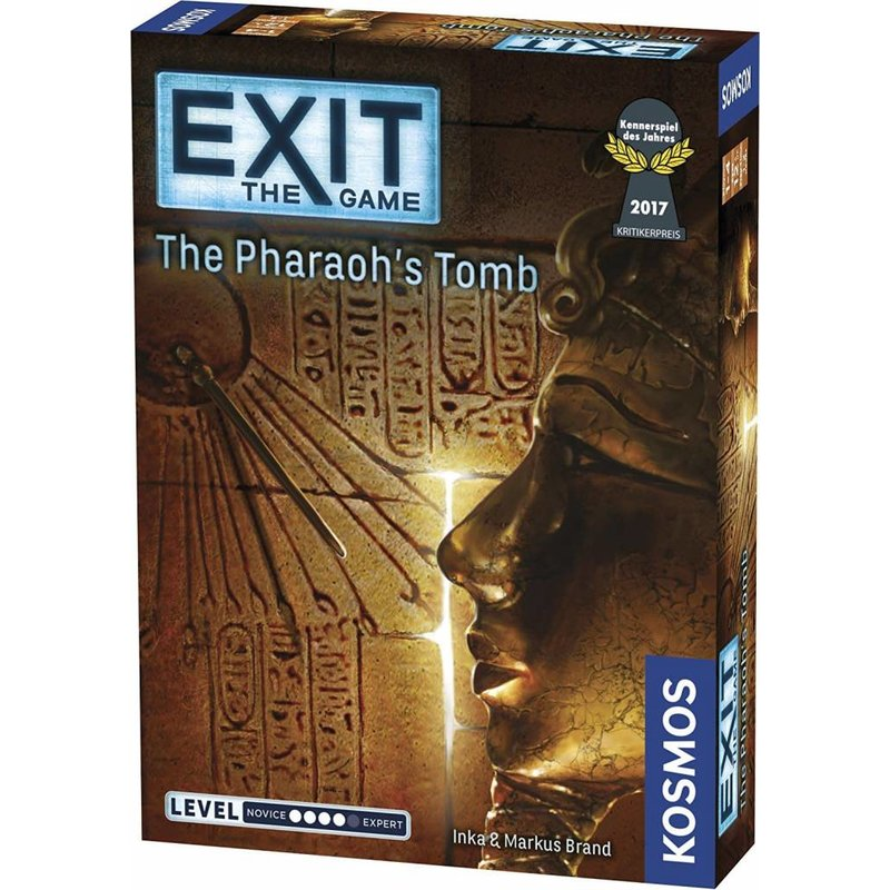 Exit Game: The Pharaoh's Tomb