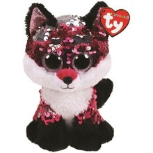 Ty Ty Flippables Sequin Jewel Fox