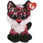 Ty Ty Flippables Sequin Medium Jewel fox