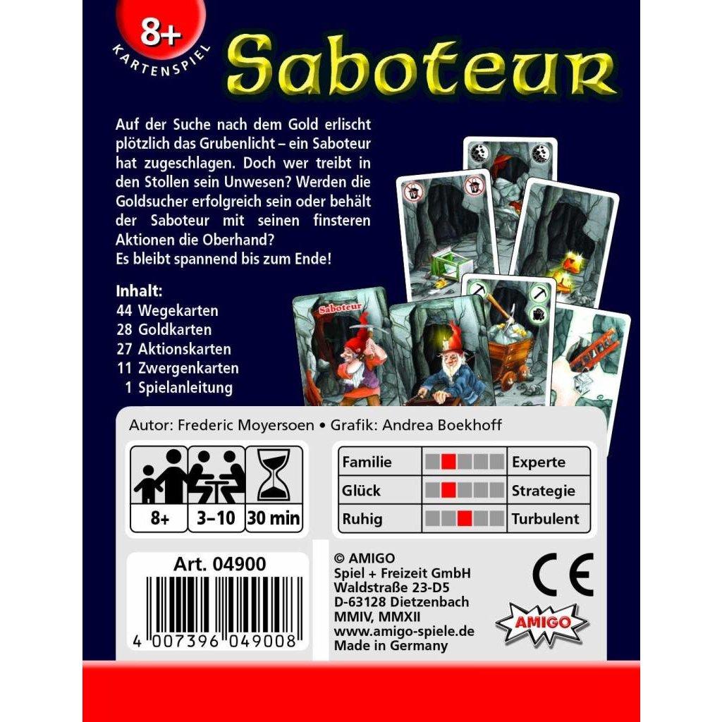 Amigo Game Saboteur