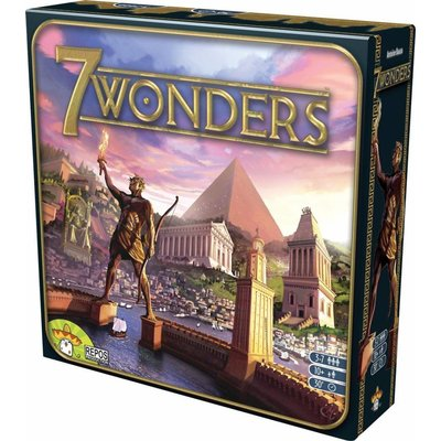 Repos Game 7 Wonders
