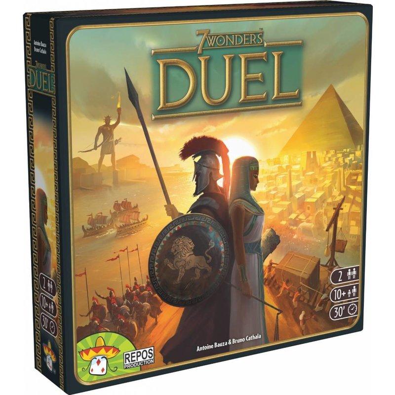 Repos Game 7 Wonders Duel