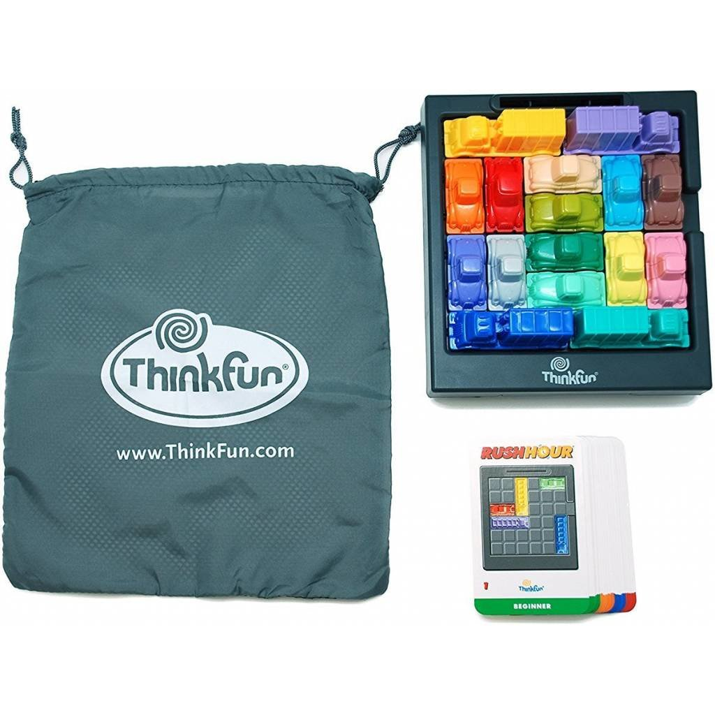 Thinkfun Thinkfun Game Rush Hour