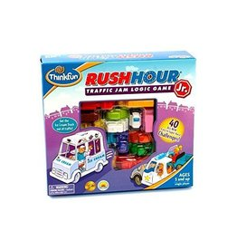 Thinkfun Game Rush Hour Jr
