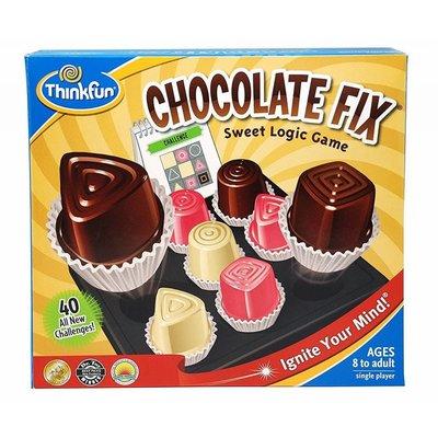 Thinkfun Thinkfun Game Chocolate Fix