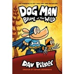 Scholastic Scholastic Book Dog Man #6 Brawl of the Wild