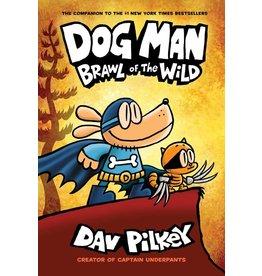 Scholastic Scholastic Book Dog Man #6 Brawl of the Wild
