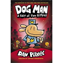 Scholastic Scholastic Book Dog Man #3 Pilkey Tale of Two Kitties