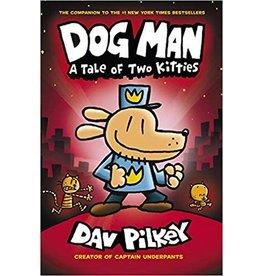 Scholastic Scholastic Book Dog Man #3 Pilkey Tale of Two Kitties