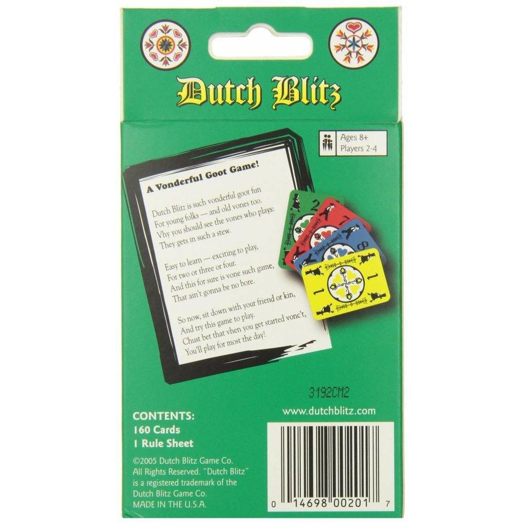 Dutch Blitz Card Game