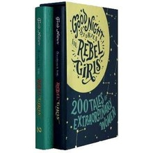 Good Night Stories for Rebel Girls Gift Pack