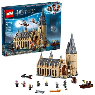 Lego Lego Harry Potter Hogwarts Great Hall