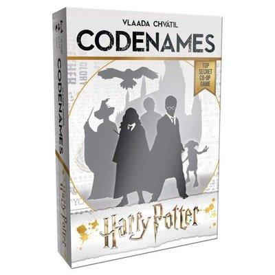 Czech Game Codenames Harry Potter