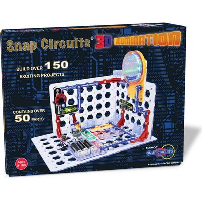 Elenco Snap Circuits Elenco Snap Circuits 3D Illumination