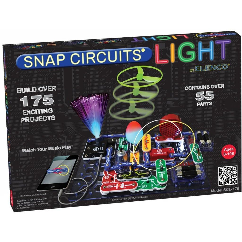Elenco Snap Circuits Elenco Snap Ciruits Lights