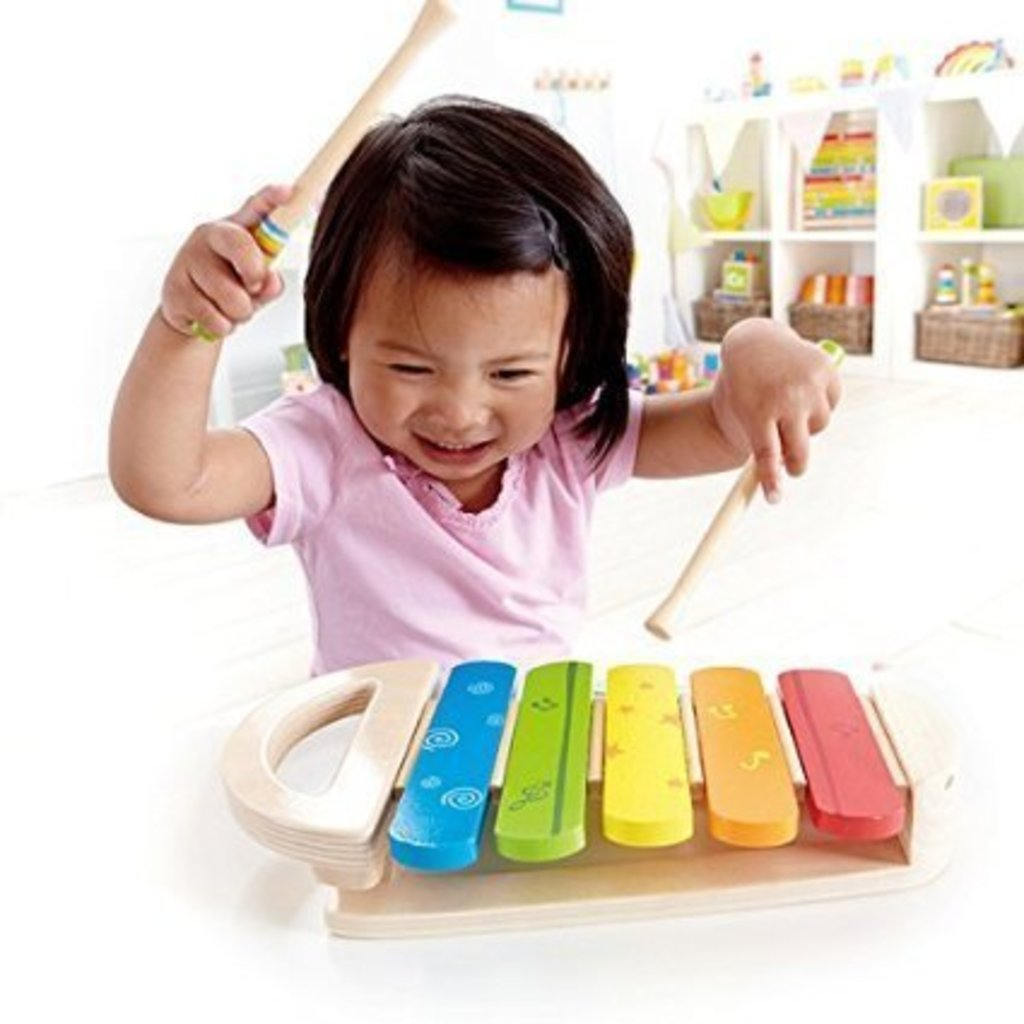 Hape Toys Early Melodies Rainbow Xylophone
