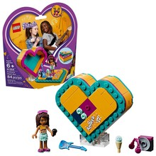 Lego Lego Friends Andrea's Heart Box