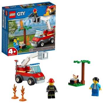 Lego City BBq Burnout