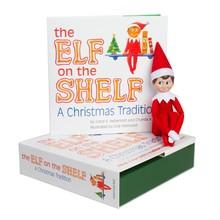 Elf on the Shelf Boy