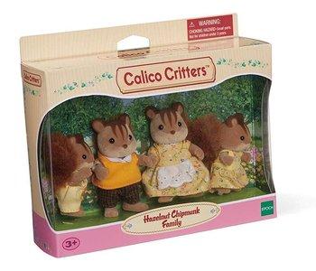 Calico Critters Family Hazelnut Chipmunk