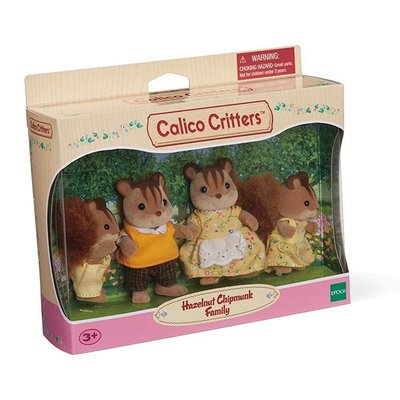 Calico Critters Calico Critters Family Hazelnut Chipmunk